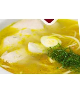 Суп-лапша из курицы
